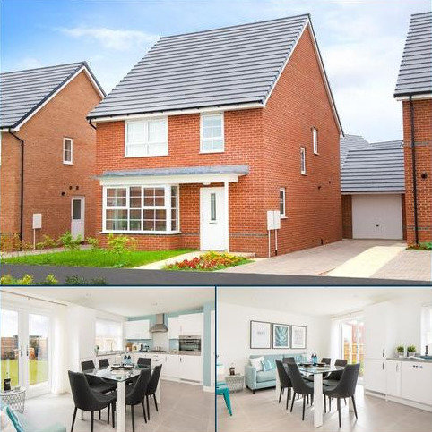 4 bedroom detached house for sale - Beggars Lane, New Lubbesthorpe, LEICESTER