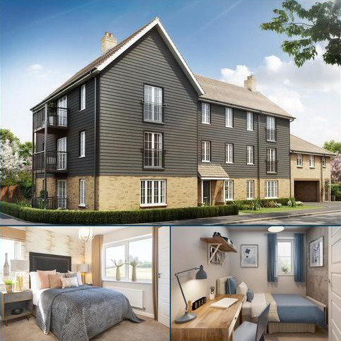 2 bedroom apartment for sale - Southern Cross, Wixams, Wilstead, BEDFORD