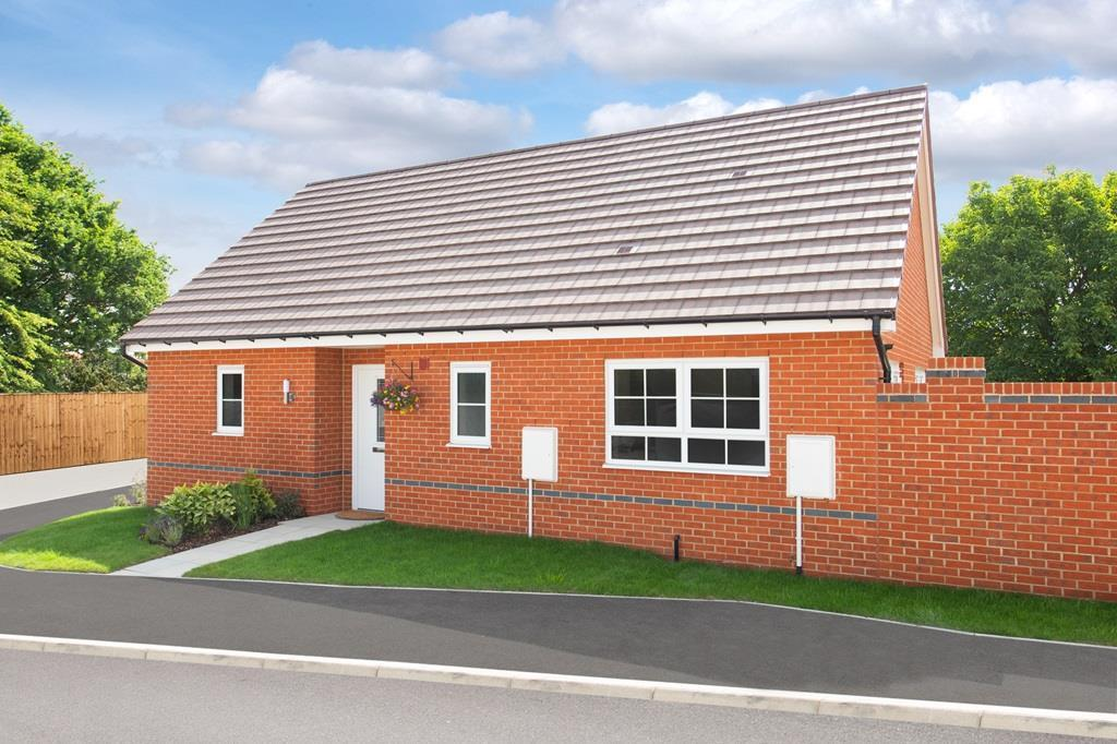 Barley Fields Midhurst bungalow