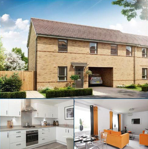2 bedroom detached house for sale - Southern Cross, Wixams, Wilstead, BEDFORD