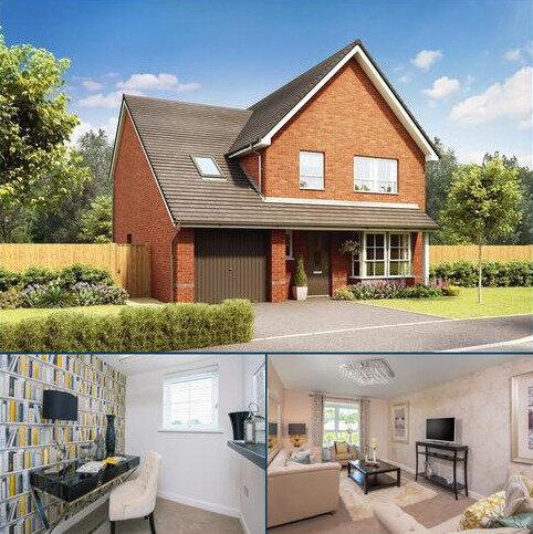 4 bedroom detached house for sale - Plot 149, Harwich at Silk Waters Green, Moss Lane, Macclesfield, MACCLESFIELD SK11