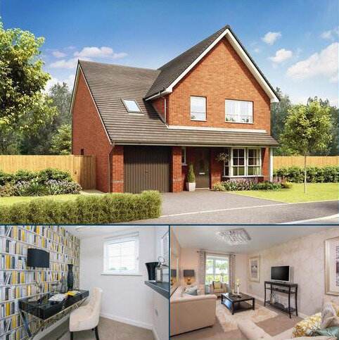 4 bedroom detached house for sale - Plot 149, Harwich at Silk Waters Green, Moss Lane, Macclesfield, MACCLESFIELD SK11