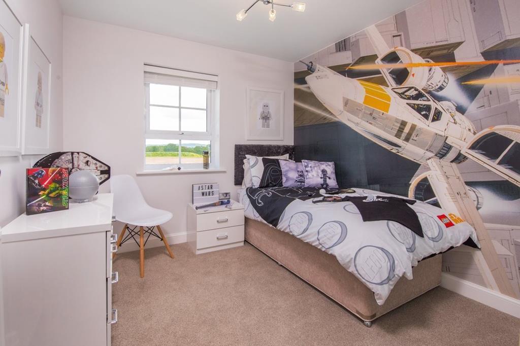 Harborough bedroom 4