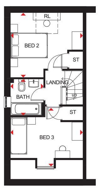 Floorplan 1 of 3: Sf