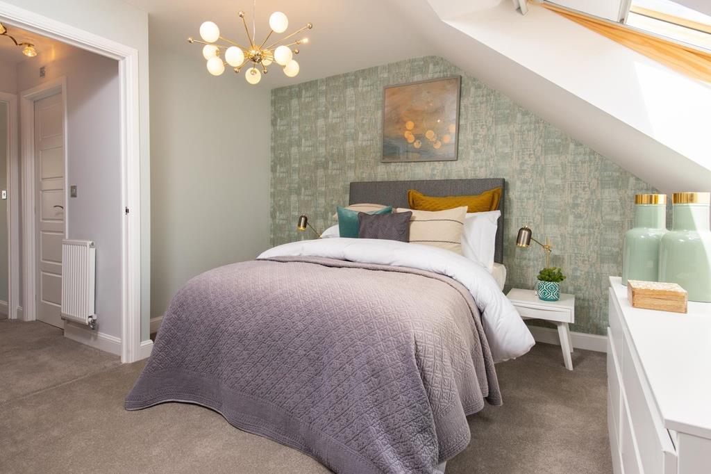 Queensville double bedroom