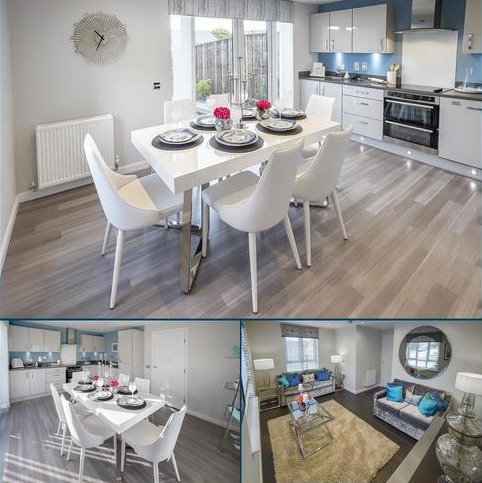 3 bedroom end of terrace house for sale - Appin Drive, Culloden