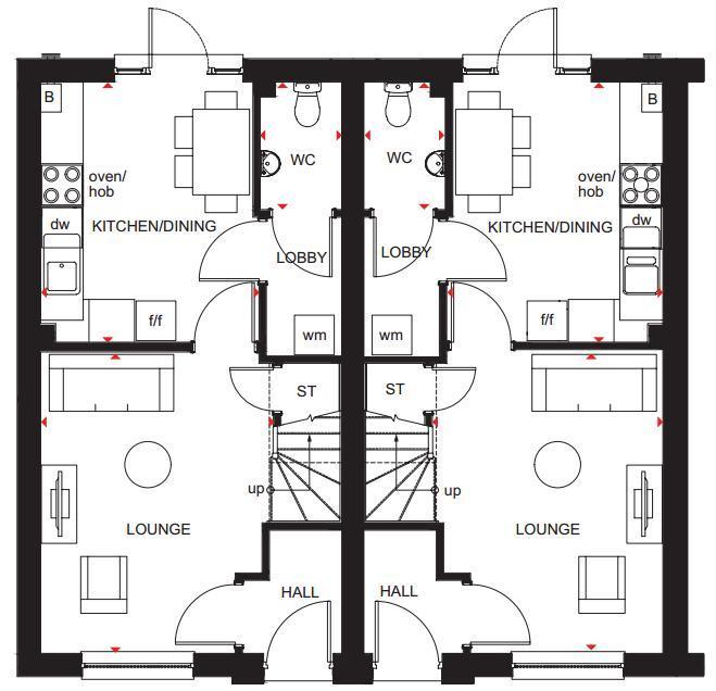 Floorplan 1 of 2: Fasque 2 GF