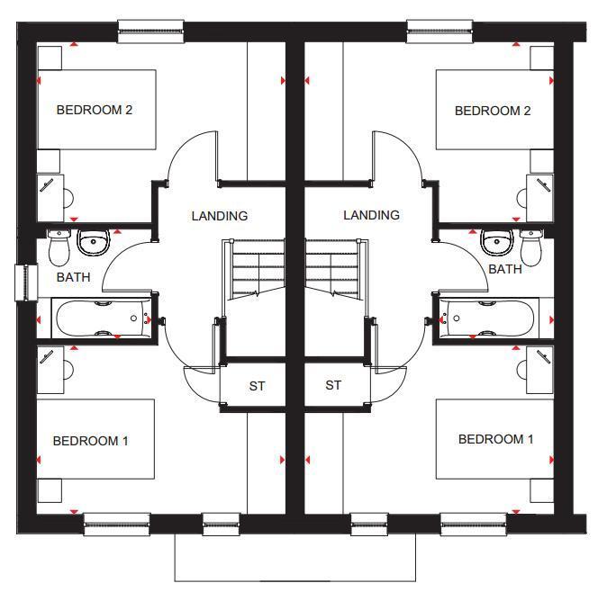 Floorplan 2 of 2: Fasque 2 FF