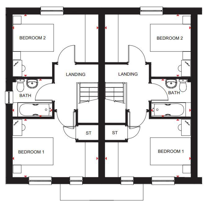 Floorplan 2 of 2: Fasque 2 FF