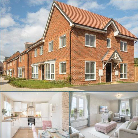 3 bedroom semi-detached house for sale - Carter Drive off Appleton Drive, Basingstoke, BASINGSTOKE