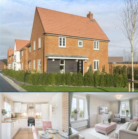 3 bedroom semi-detached house for sale - Plot 409, Hadley at Spiers Meadow, Carter Drive off Appleton Drive, Basingstoke, BASINGSTOKE RG24