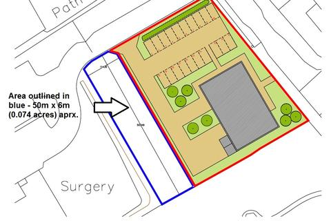 Plot for sale - Gainsborough, Milborne Port, Sherborne, Dorset, DT9