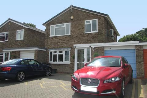 3 bedroom detached house to rent - Purnells Way, Knowle, B93 9ED