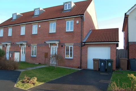 3 bedroom terraced house to rent - Blackfriars Way, Longbenton