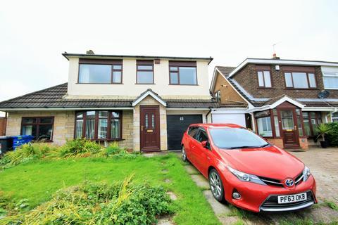 4 bedroom detached house for sale - Andover Crescent, Winstanley, Wigan, WN3 6HP