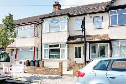 3 bedroom terraced house for sale - Mersham Road, Thornton Heath, Thornton Heath