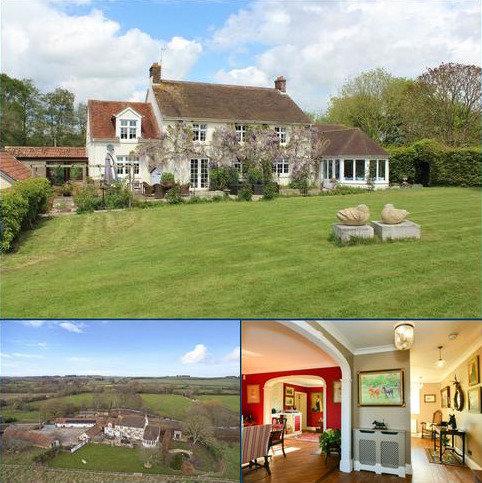 4 bedroom detached house for sale - Tolpuddle, Dorchester, DT2