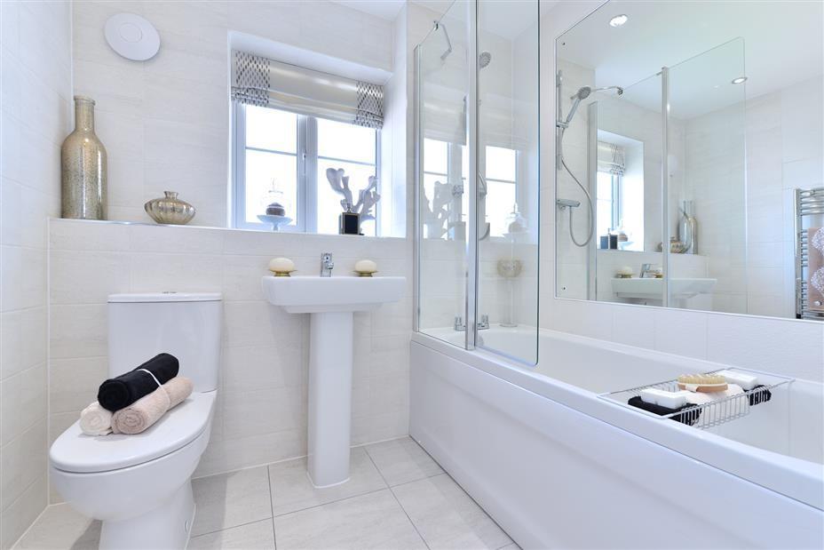 Bath slide show