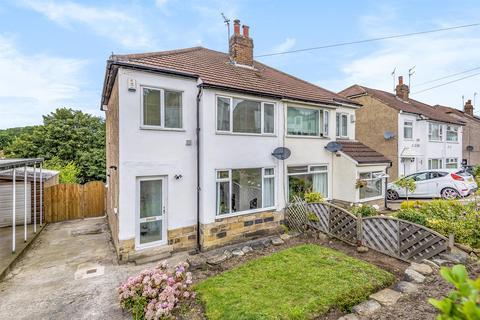 3 bedroom semi-detached house for sale - Woodhill Crescent, Leeds, LS16 7BX