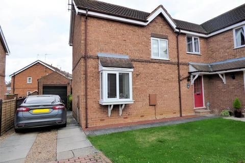 2 bedroom semi-detached house for sale - , Willow Tree Garth , Beverley, HU17 9UR
