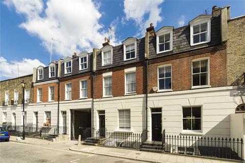 4 bedroom terraced house for sale - Graham Terrace, Belgravia, London, SW1W
