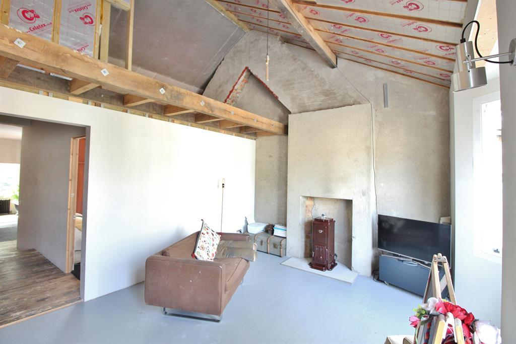 Galleried Loft Area