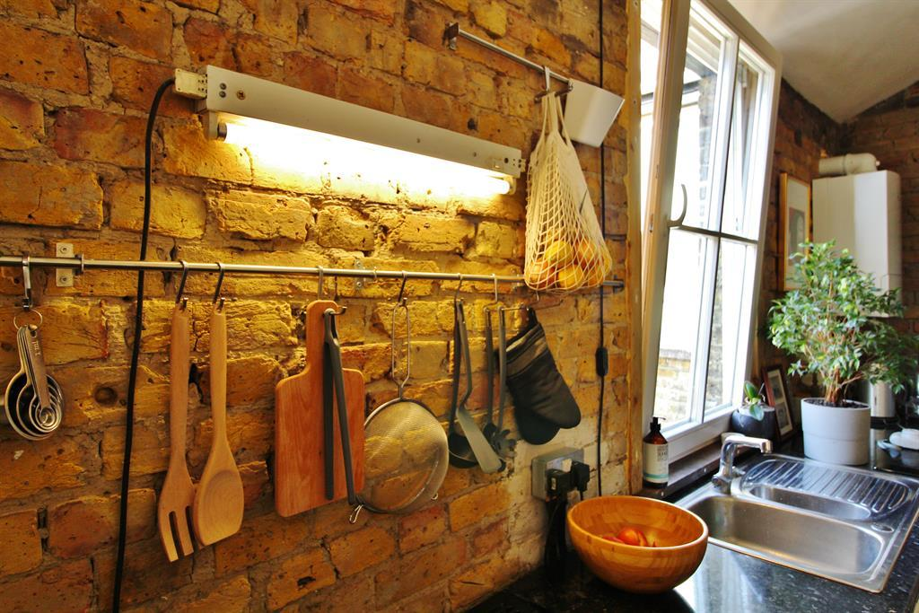 Feature Kitchen Wall