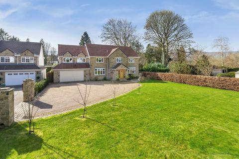 5 bedroom detached house for sale - Clifford Avenue, Middleton, Ilkley