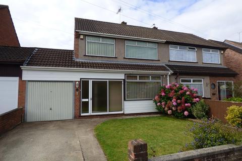 3 bedroom semi-detached house to rent - Huckford Road, Winterbourne