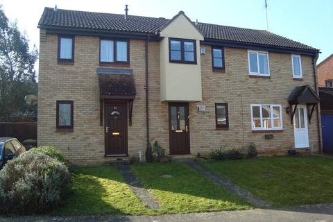 2 bedroom terraced house for sale - Codling Road, Bury St. Edmunds, Suffolk