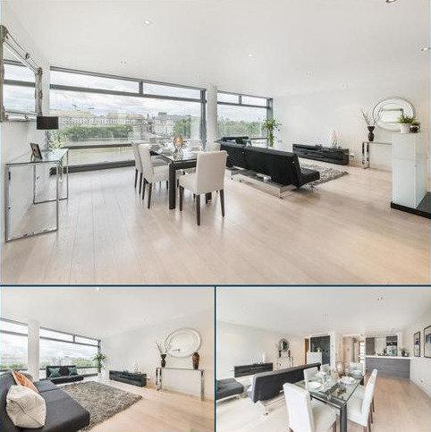3 bedroom flat to rent - Parliament View Apartments, Albert Embankment, Southbank, London, SE1