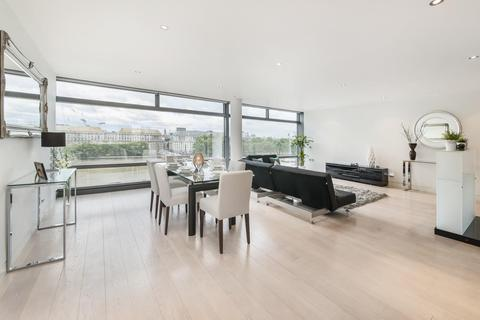 3 bedroom flat to rent - Parliament View Apartments, Albert Embankment, Southbank, London, SE1
