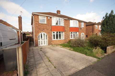 3 bedroom semi-detached house to rent - Hunt Lea Avenue, Lincoln