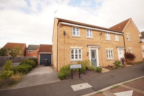 3 bedroom semi-detached house to rent - Octavian Crescent, North Hykeham, Lincoln