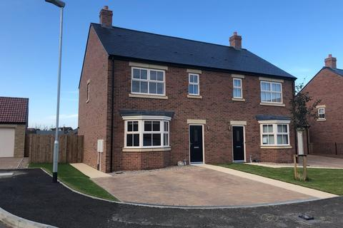 3 bedroom semi-detached house to rent - Knights Road, Warkworth , Northumberland
