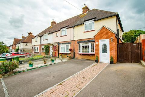 3 bedroom end of terrace house for sale - Lushington Road, Maidstone, Kent, ME14