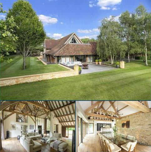 5 bedroom detached house for sale - Brumcombe Lane, Bayworth, Abingdon, Oxfordshire, OX13