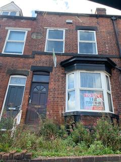 5 bedroom terraced house to rent - Barber Road, Crookesmoor, Sheffield, South Yorkshire, S10 1EA