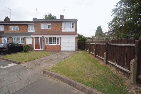 3 bedroom end of terrace house to rent - Bodmin Road, Luton