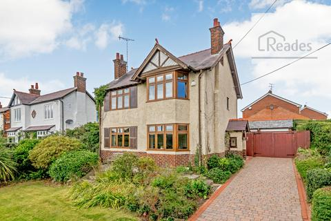 3 bedroom detached house for sale - Village Road, Northop Hall CH7 6