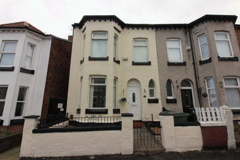 3 bedroom terraced house for sale - Halcyon Road, Birkenhead