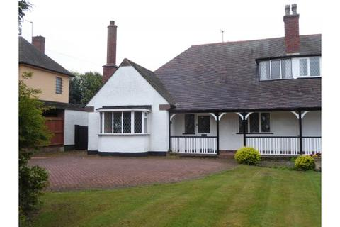 3 bedroom bungalow for sale - STAFFORD ROAD, BLOXWICH