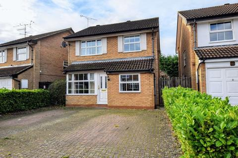 3 bedroom detached house for sale - Patrick Way, Aylesbury