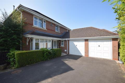 4 bedroom detached house for sale - Eagleton Way, Penwortham, Preston