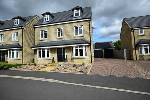 5 bedroom detached house for sale - Burwood Fold, Queensbury, Bradford