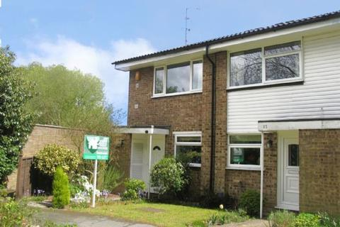 2 bedroom end of terrace house to rent - Loddon Way, Ash