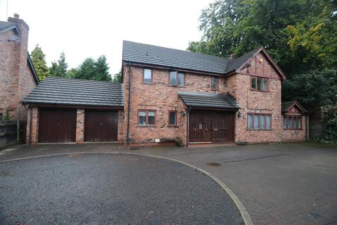 3 bedroom detached house for sale - Oakwell Mansions, Salford