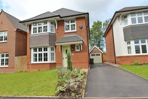 4 bedroom detached house for sale - Woodland View, Prestwich, Manchester