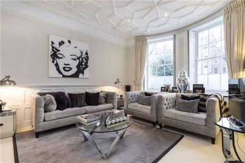 2 bedroom flat to rent - Montagu Square, Marylebone, London, W1H
