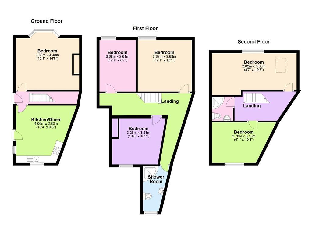 Floorplan: 12 Moor End Road,  Sheffield Floor Plan.jpg